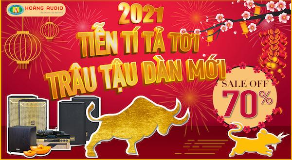 Tiễn Tí Tả Tơi - Trâu Tậu Dàn Mới - KM Tết 2021