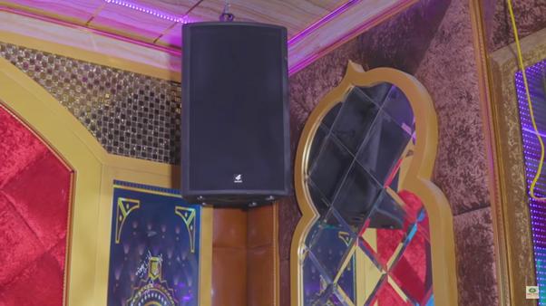 cong-trinh-karaoke-song-gau-family-tai-gia-lam-1