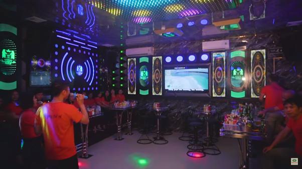cong-trinh-karaoke-song-gau-family-tai-gia-lam-4