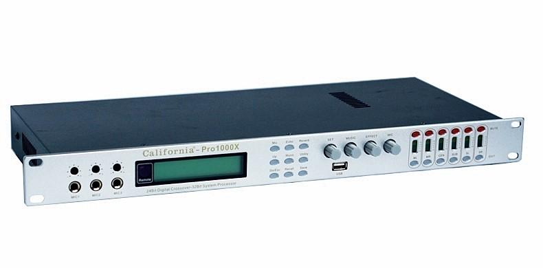 Chọn mixer California Pro 1000X dàn karaoke gia đình chuyên nghiệp
