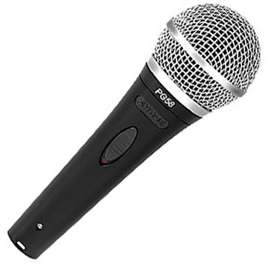 Chọn micro Shure PG 58 cho dàn karaoke gia đình