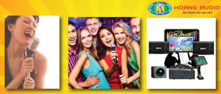Tận hưởng thời gian chất lượng với dàn karaoke bên gia đình và người thân