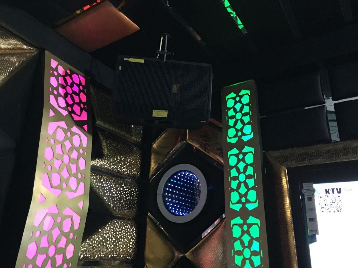Tư Vấn Thiết Kế Âm Thanh Phòng Bar-Karaoke gia đình kinh doanh cao cấp