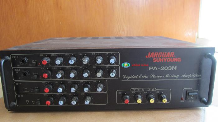 Kinh nghiệm chọn mua ampli karaoke Jarguar xịn hàn quốc