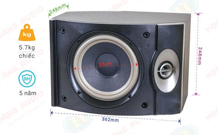 Loa karaoke Bose 301 Series V