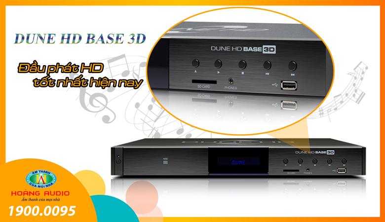 Đầu phát Dune HD Base 3D - 1