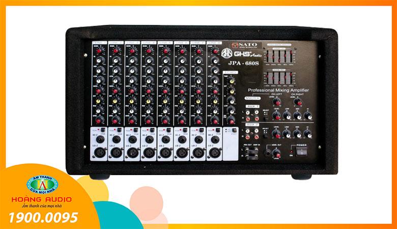 Amply Sato JPA 680S