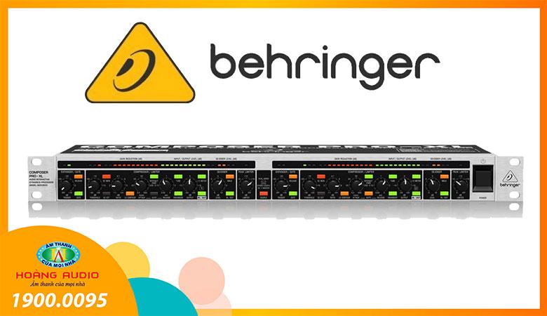 Behringer Composer Pro-XL MDX2600-1