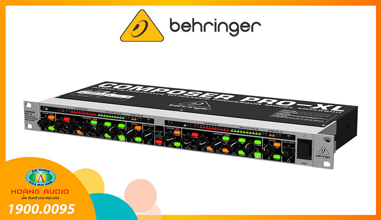 Behringer Composer Pro-XL MDX2600-3