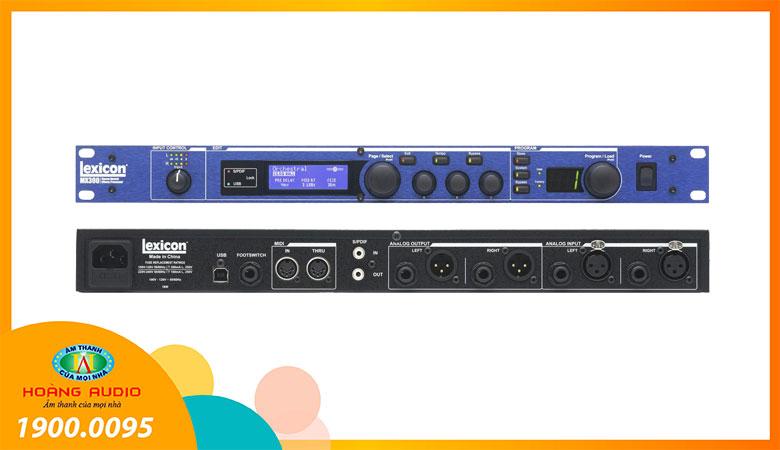 Bộ xử lý tín hiệu Lexicon MX300-1