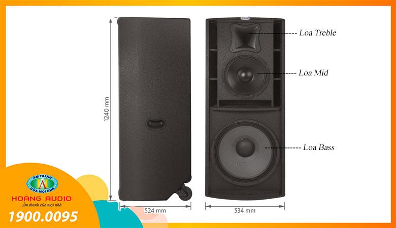 Loa Master Audio K318A - 1