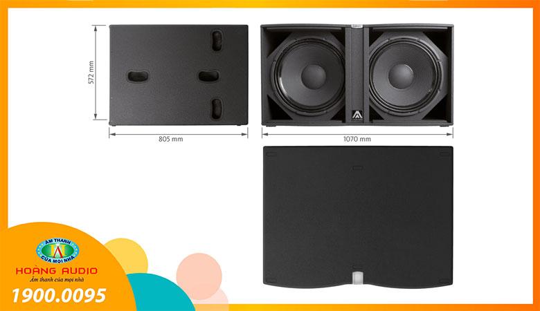 Loa sub Master Audio JK218W4 - 2