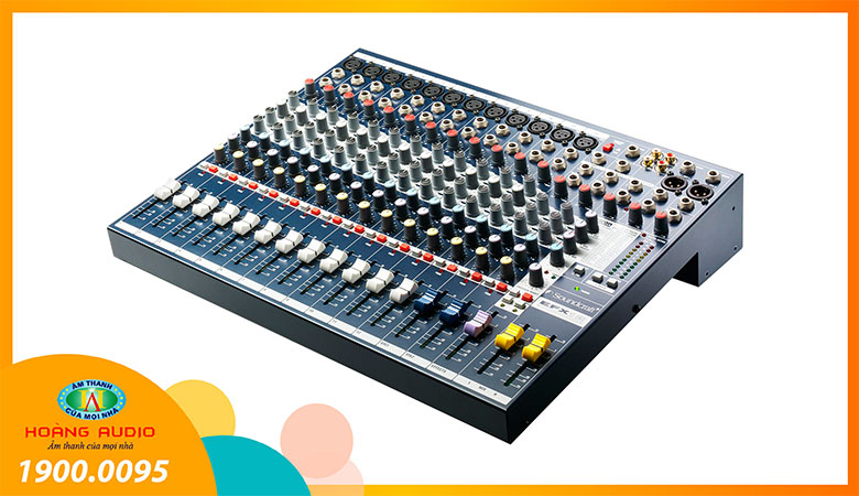 Mixer Soundcraft EFX12-1