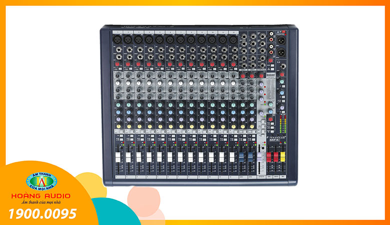 Mixer Soundcraft MFXi12-1