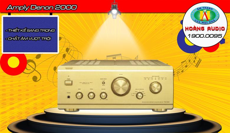 Amply-Denon-2000