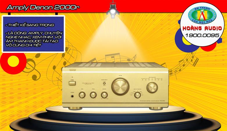 Amply-Denon-2000r