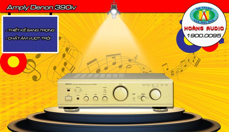 Amply-Denon-390iv