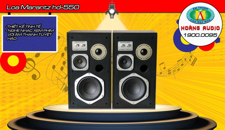 loa-marantz-hd-550