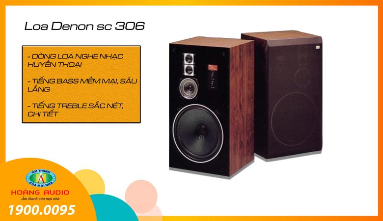 loa-denon-sc-306