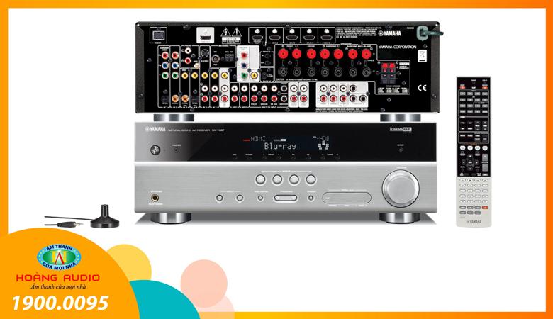 Amply Yamaha RX-V467