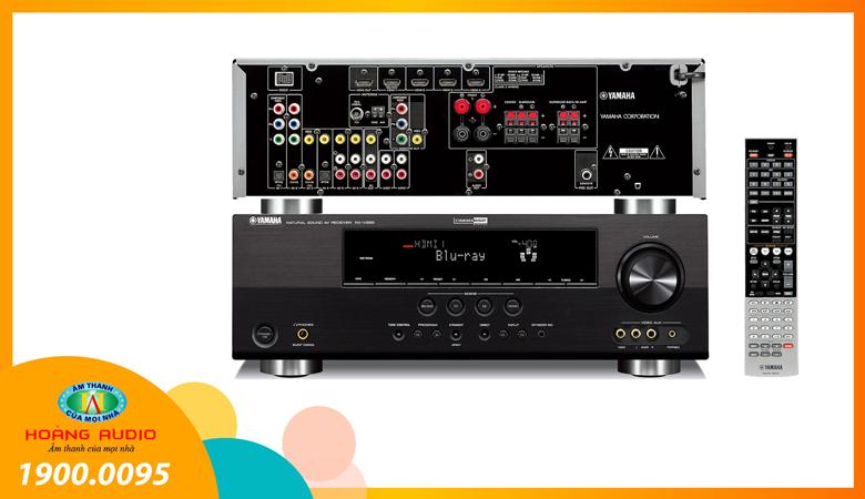 Amply Yamaha RX-VS565