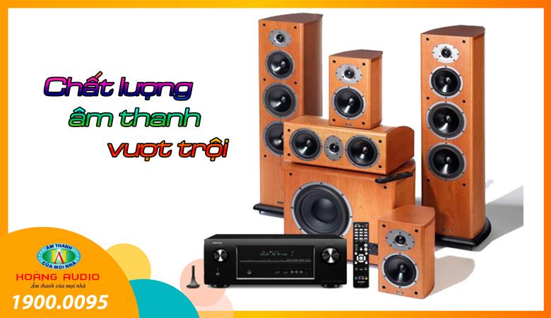 Hãy cùng Hoàng Audio tìm hiểu bộ sản phẩm – HC 861, hiện đang rất nhiều khách hàng đánh giá cao và ưa chuộng sử dụng. Dưới đây sẽ là những thông tin chi tiết về bộ dàn.