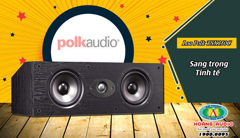 Loa Polk TSX150C