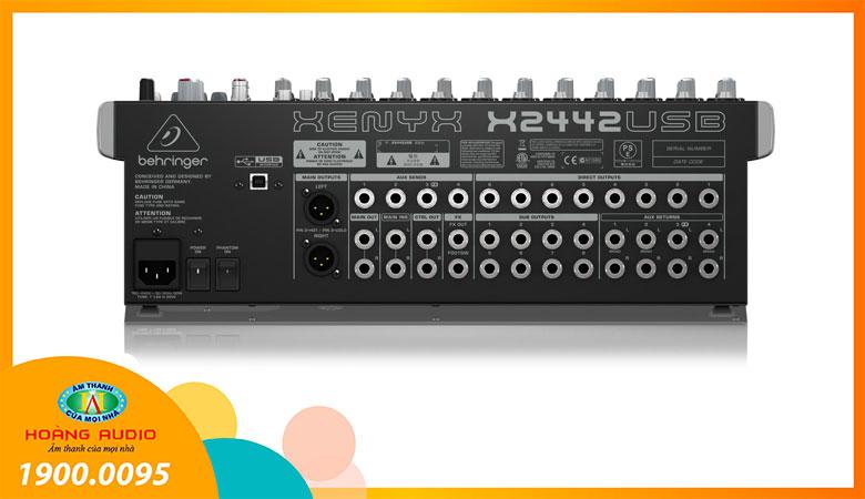 Mixer Behringer X-2442 USB