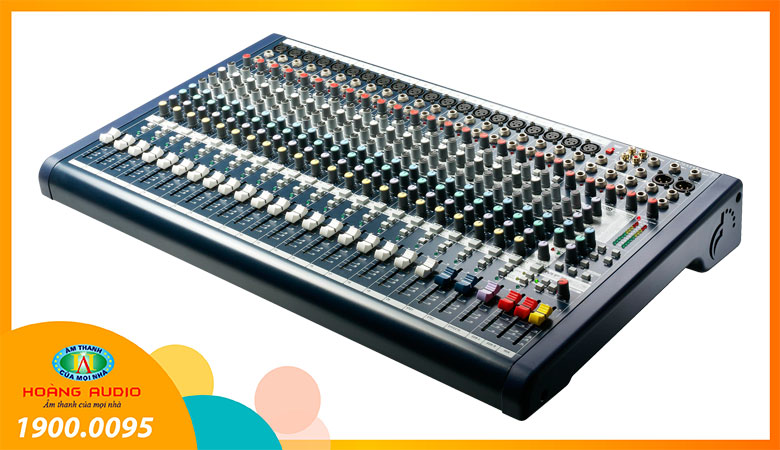 Bàn Mixer Soundcraft EFX20 - 2
