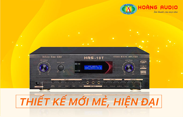 Amply karaoke HAS 10T Deluxe Home Kara-1