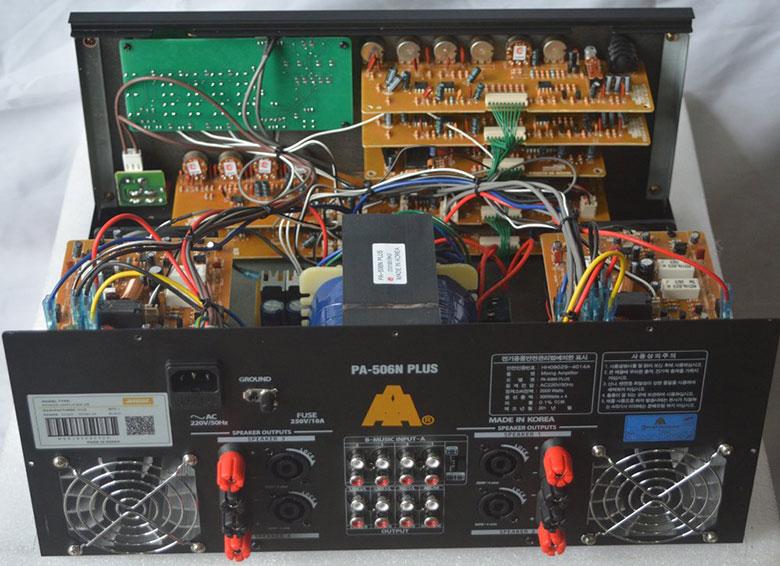 Amply Jarguar 506N Plus Bluetooth Nhật Hoàng-3