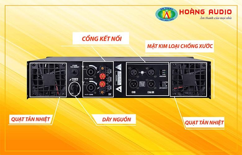 Cục đẩy công suất HAS 2800NX-2