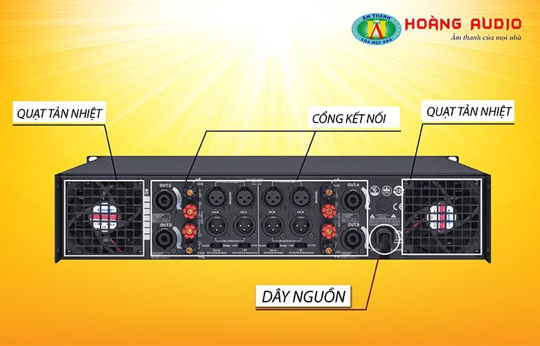 Cục đẩy công suất HAS V4400-2
