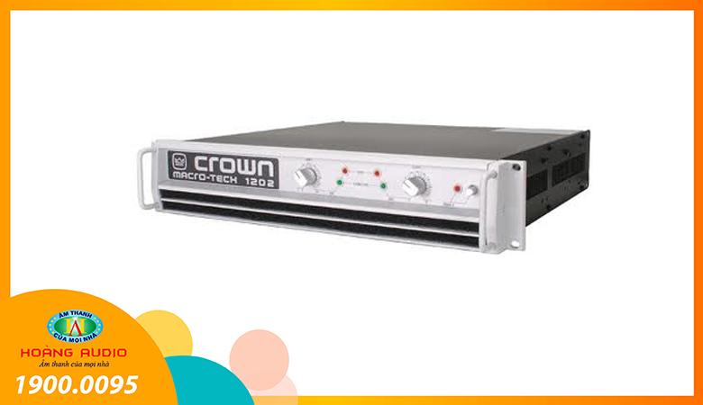 Cục đẩy công suất Crown 1202