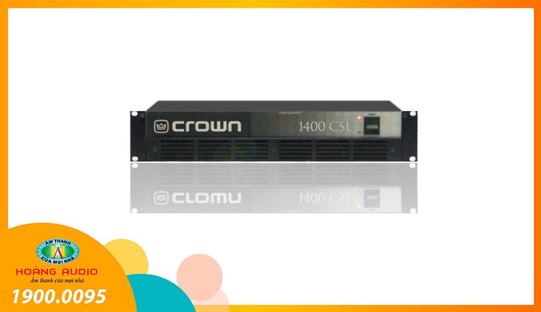 Cục đẩy công suất Crown 1400