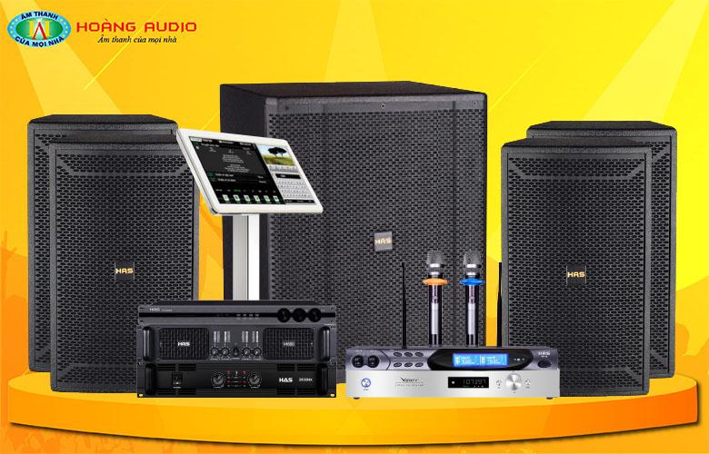 Dàn karaoke kinh doanh KD05