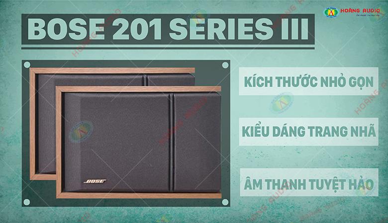thiet-ke-loa-bose-201-seri-iii