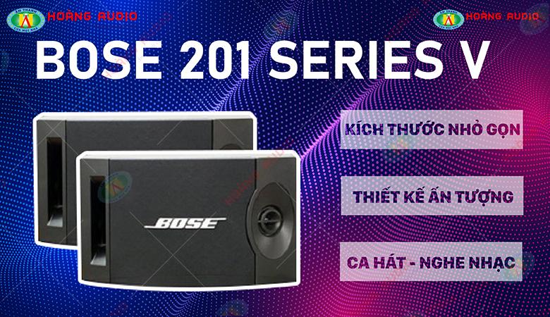 thiet-ke-loa-bose-201-V