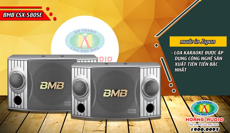 Loa-BMB-CSX-580SE
