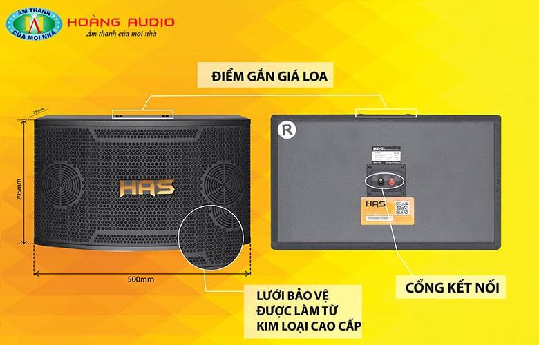Loa karaoke HAS KF310-1