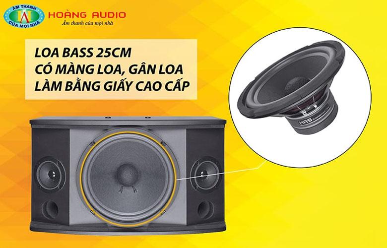 Loa karaoke HAS KF310-2