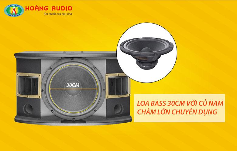 Loa karaoke HAS KF312-3
