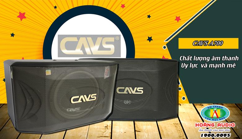 Loa-CAVS-A700-1