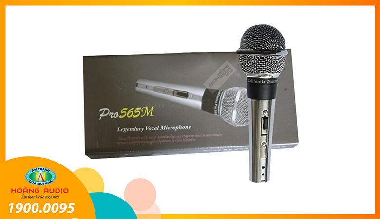 Micro California Pro 565M-1