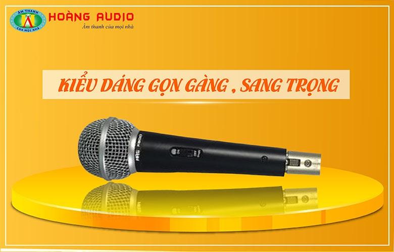 Micro karaoke HAS K800