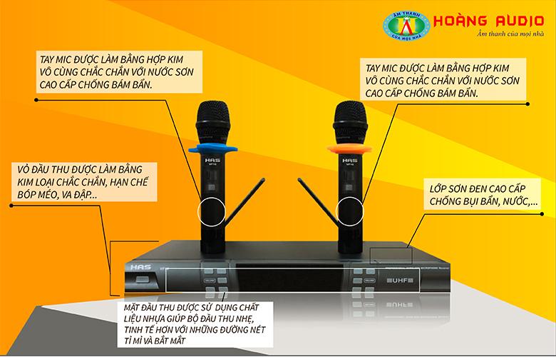 Micro karaoke HAS VF16