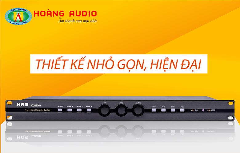 Thiết bị xử lý tín hiệu HAS DX500