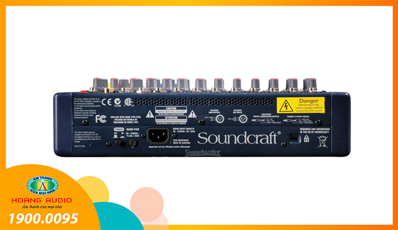 Mixer-SOUNDCRAFT-MFXi8-a2