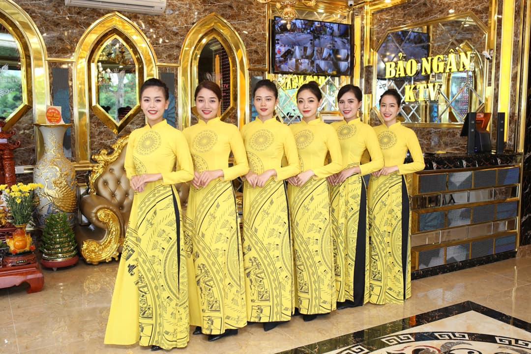 Quán karaoke Bảo Ngân KTV khai trương ngày 21/7/2019 do Hoàng Audio Tư vấn, lắp đặt, set-up âm thanh phòng hát.