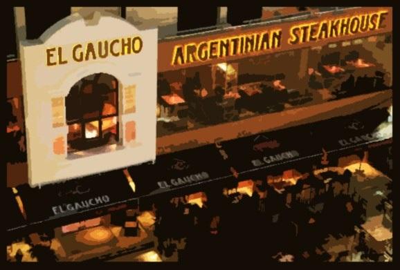 Hoàng Audio hợp tác cung cấp lắp đặt âm thanh CTY TNHH Cao Bồi Nam Mỹ - EL Gaucho